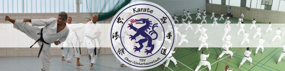 Karate TSV Ober-/Unterhaunstadt